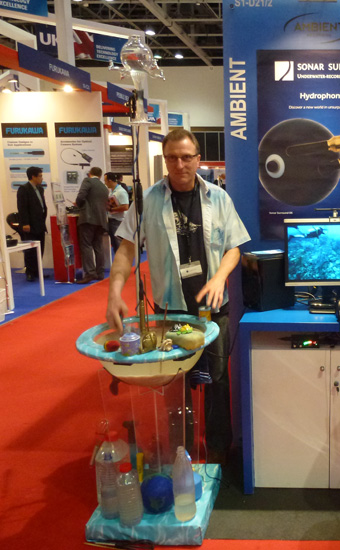 Waterdrum-at-Cabsat-Dubai-2012-1